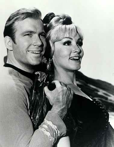 William_Shatner_Julie_Newmar_Star_Trek_1967-small