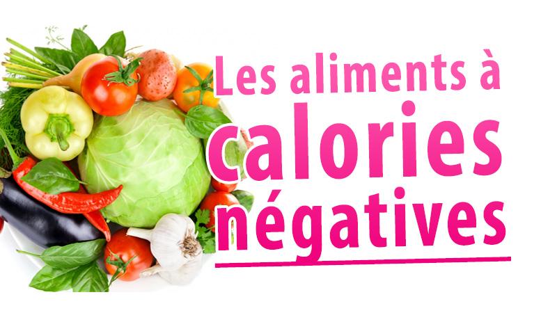 Perdre du poids gr ce aux aliments calories n gatives - Aliments les plus caloriques ...