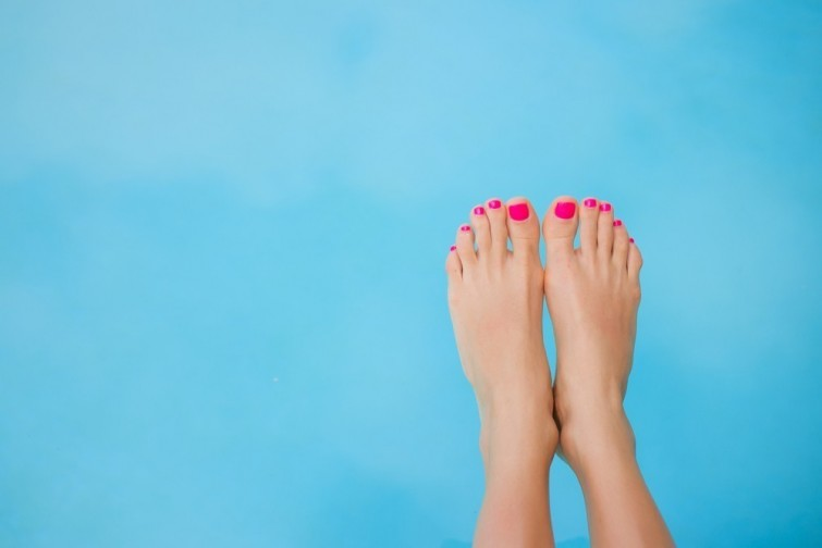 bain-pieds