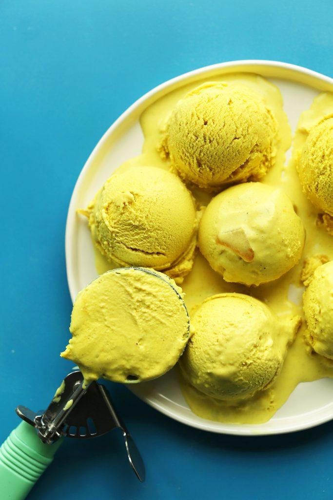creamy-golden-milk-ice-cream-vegan-glutenfree-healthy-icecream-dessert-recipe-turmeric