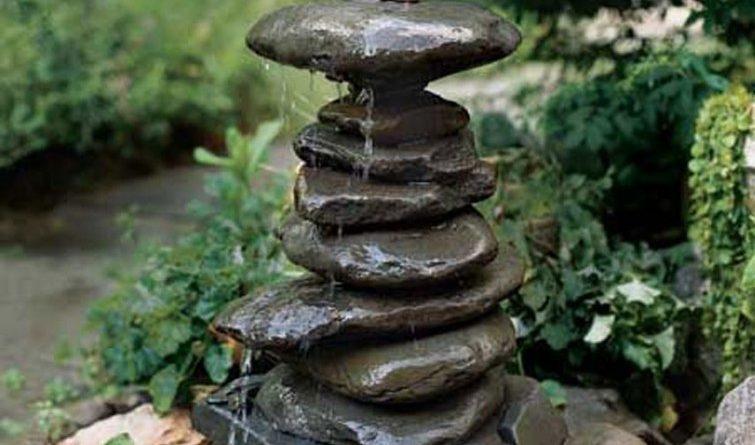 comment construire une fontaine zen de jardin - Construire Une Fontaine De Jardin