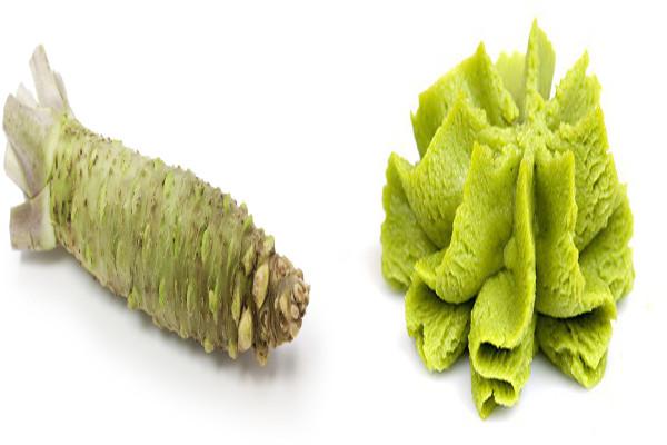8 bienfaits du wasabi sur la sant for Plante wasabi