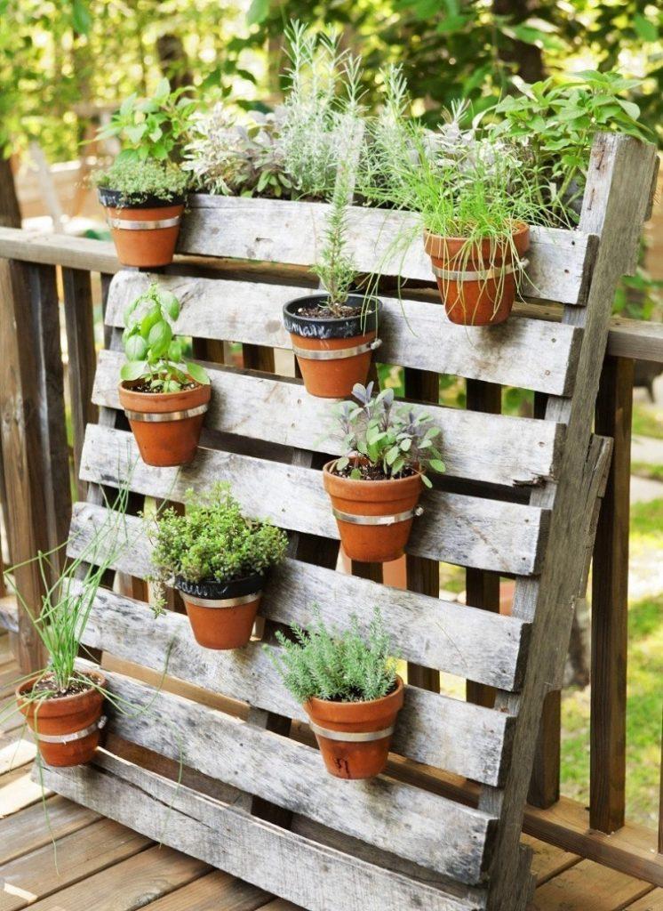 12 idées pour créer des jardins verticaux