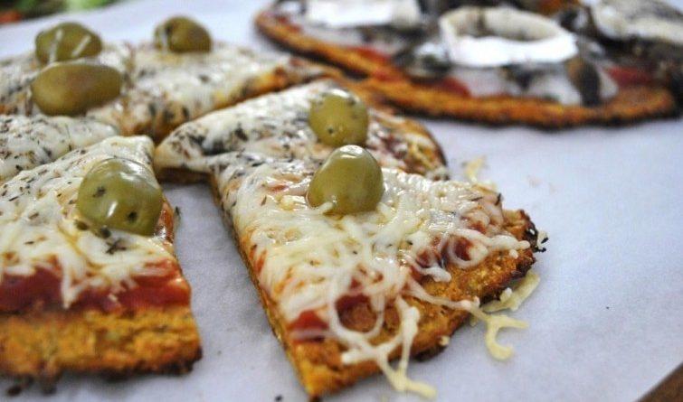 p 226 te 224 pizza 224 la carotte et sans farine