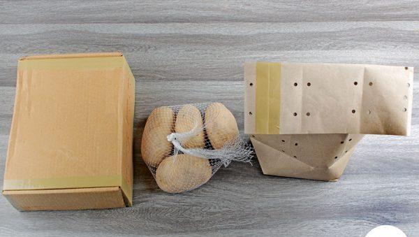 Comment conserver des pommes de terre jusqu 1 an - Comment conserver pomme de terre ...